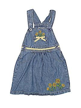 Butterflies Overall Dress Size 2T
