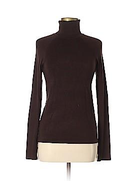 Olivia Sky Turtleneck Sweater Size M