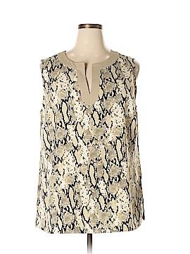 Jones New York Collection Sleeveless Blouse Size 18W (Plus)
