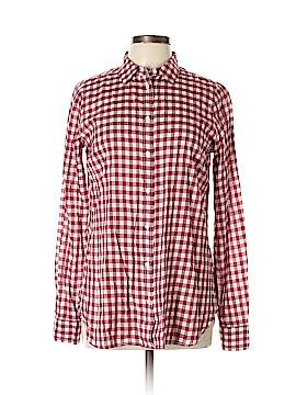 J. Crew Long Sleeve Button-Down Shirt Size 8 (Tall)