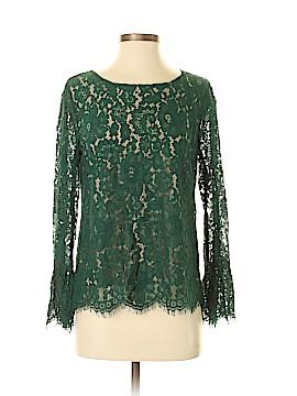 Rose & Olive Long Sleeve Blouse Size S