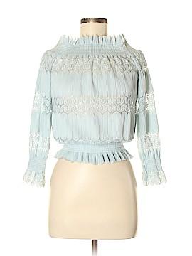 JOA Long Sleeve Top Size S
