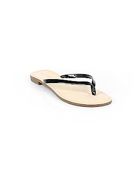 Saks Fifth Avenue Flip Flops Size 6