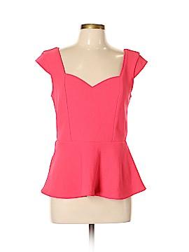 Studio Y Short Sleeve Blouse Size XL