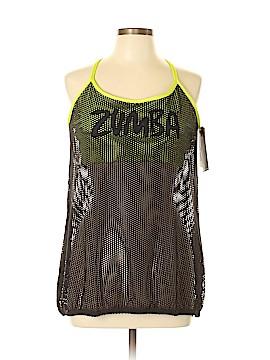 Zumba Wear Active Tank Size XL