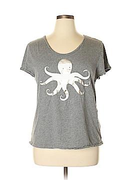 Ann Taylor LOFT Short Sleeve T-Shirt Size XL