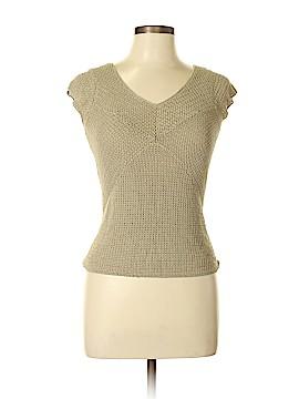 Alfani Silk Pullover Sweater Size M