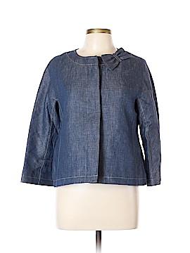 Talbots Denim Jacket Size 12 (Petite)