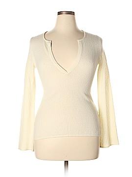 CeCe Cashmere Pullover Sweater Size L