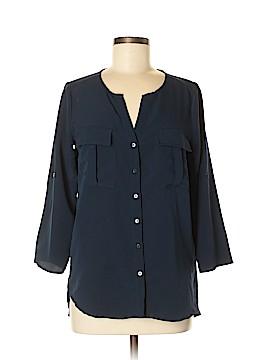 Sweet Rain 3/4 Sleeve Blouse Size M
