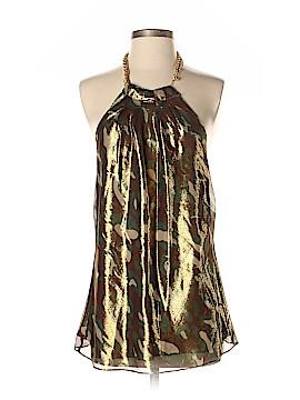 INC International Concepts Sleeveless Silk Top Size 8