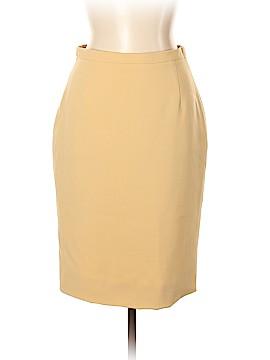 Céline Wool Skirt Size 42 (EU)