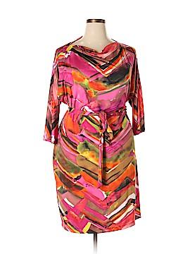 Avenue Casual Dress Size 18-20 Plus (Plus)