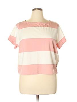 Madewell Short Sleeve Top Size XL
