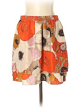 Odille Silk Skirt Size L