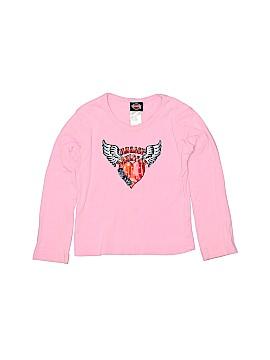 Harley Davidson Long Sleeve T-Shirt Size 3T