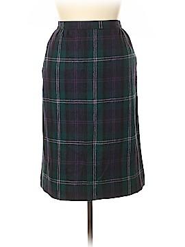 Madison Wool Skirt Size 16
