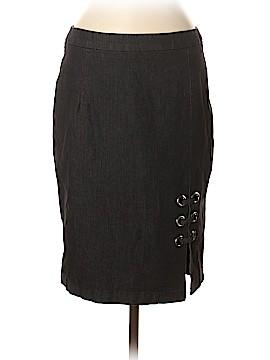 Luciano Dante Denim Skirt Size 12