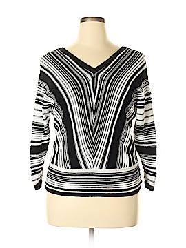 Lane Bryant Pullover Sweater Size 14/16 Plus (Plus)