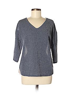 Renee C. 3/4 Sleeve Top Size S