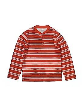 Cherokee Long Sleeve Henley Size 8/10