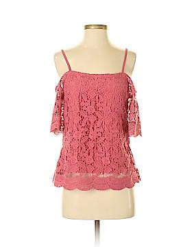 Miss Chievous Short Sleeve Blouse Size S