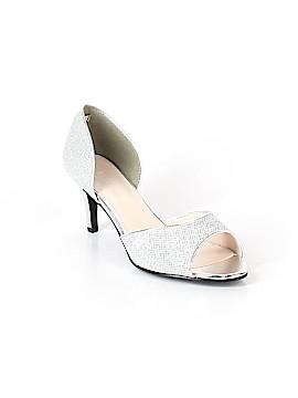 David's Bridal Heels Size 11