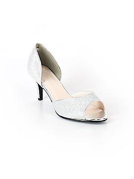 David's Bridal Heels Size 10