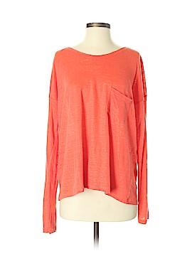 Rosegold Long Sleeve T-Shirt Size S
