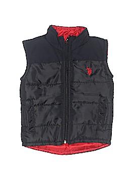 U.S. Polo Assn. Vest Size 2T