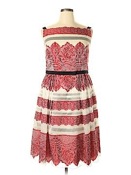 Carolina Herrera Cocktail Dress Size 16