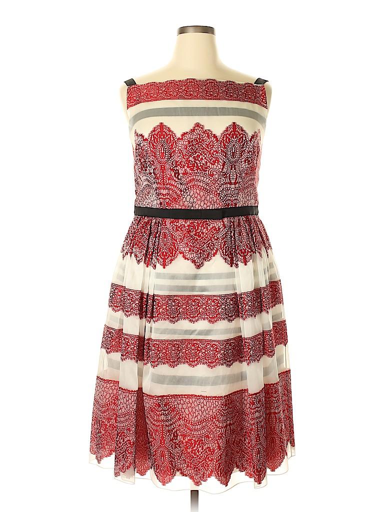 Carolina Herrera Women Cocktail Dress Size 16