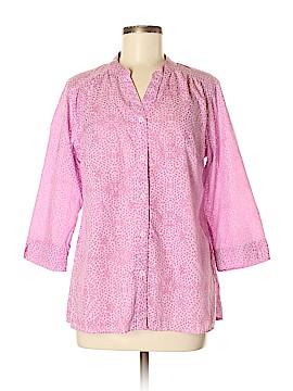 ExOfficio 3/4 Sleeve Blouse Size M