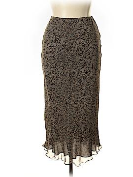 Robbie Bee Silk Skirt Size 14