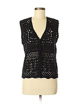 Lizsport Silk Pullover Sweater Size M