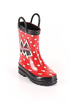 Disney Rain Boots Size 6