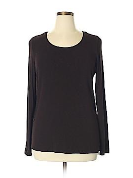 Eileen Fisher Long Sleeve T-Shirt Size XL