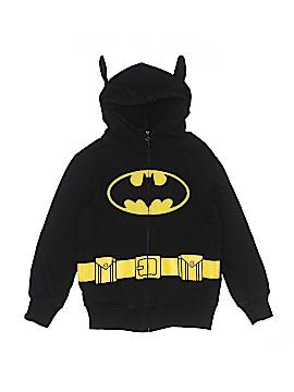 Batman Zip Up Hoodie Size 8