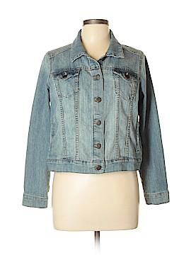 SONOMA life + style Denim Jacket Size XL (Petite)