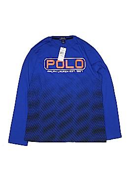Polo by Ralph Lauren Long Sleeve T-Shirt Size 18 - 20