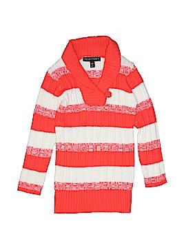 Derek Heart Pullover Sweater Size 6