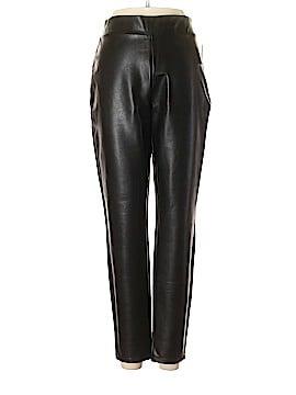 Leith Faux Leather Pants Size M