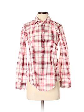 J. Crew Factory Store Long Sleeve Button-Down Shirt Size XXS