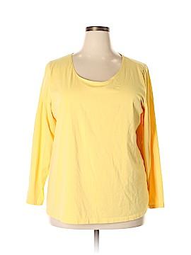 Venezia Long Sleeve T-Shirt Size 22 - 24 Plus (Plus)