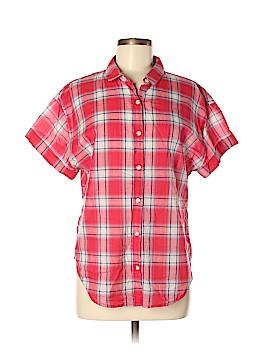 Universal Thread Short Sleeve Button-Down Shirt Size M