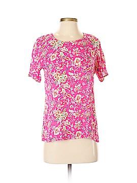 Rose & Olive Short Sleeve Blouse Size XS