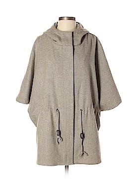 Eddie Bauer Wool Coat One Size
