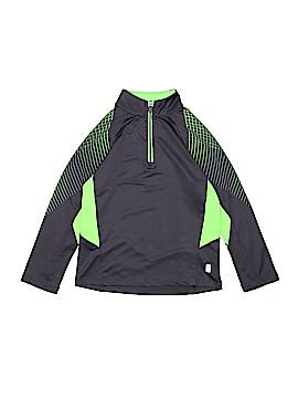 Asics Track Jacket Size 7/8