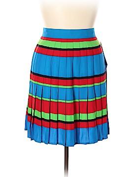Saks Fifth Avenue Silk Skirt Size 14