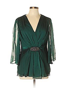 DressBarn 3/4 Sleeve Blouse Size 10